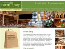 Knitsley Farm Shop
